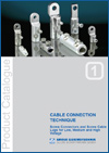 Каталог Cable Connection Technique